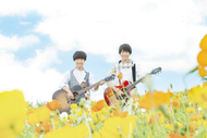 L→R 田中雅功、髙田彪我 (okmusic UP's)