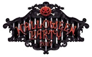 『HALLOWEEN PARTY 2017』ロゴ (okmusic UP's)