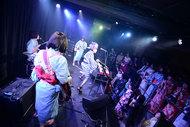 8月27日@六本木・新世界 (okmusic UP's)