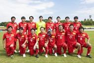 Jレジェンド&MIFA FC 集合写真 (okmusic UP's)