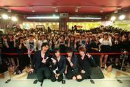 9月6日@JOL原宿 photo by 飯岡拓也 (okmusic UP's)