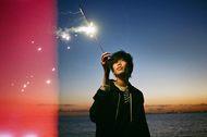 米津玄師 photo by Jiro konami (okmusic UP's)