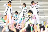 9月9日@ダイバーシティ東京 プラザ フェスティバル広場 (okmusic UP's)
