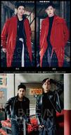 アルバム『FINE COLLECTION~Begin Again~』 ジャケット写真 (okmusic UP's)