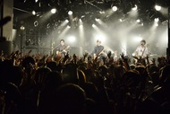 9月23日(土)@東京・SHIBUYA CLUB QUATTRO (okmusic UP's)