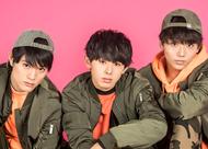 L→R 謙信、永玖、颯斗 (okmusic UP's)