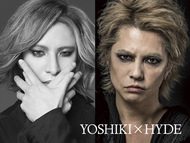 YOSHIKI×HYDE (okmusic UP's)