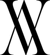 VANIRU ロゴ (okmusic UP's)