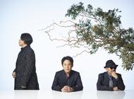 L→R 藤田千章(Key&Syn)、佐藤竹善(Vo&Gu&Key)、西村智彦(Gu) (okmusic UP's)