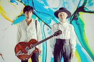 L→R 吉田結威(Gu&Vo)、山田義孝(Vo) (okmusic UP's)