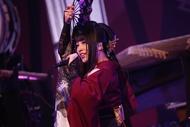 『和楽器バンド HALL TOUR 2017 四季ノ彩 -Shiki no Irodori- 』ライブ写真 (okmusic UP's)