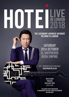 『HOTEI LIVE IN LONDON 2018』 (okmusic UP's)