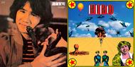 LPレコード『niyago』(遠藤賢司)&LPレコード『HIRO』(柳田ヒロ) (okmusic UP's)