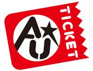 アニュータチケット ロゴ (okmusic UP's)