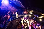 11月19日@石巻BLUE RESISTANCE Photo by Keiko TANABE (okmusic UP's)