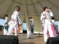 11月26日@千葉・セブンパークアリオ柏 スマイルパーク (okmusic UP's)