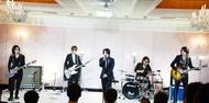 11月23日@神奈川・横浜 結婚式会場 (okmusic UP's)