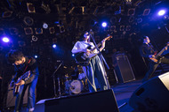 11月19日@東京・渋谷CLUB QUATTRO (okmusic UP's)