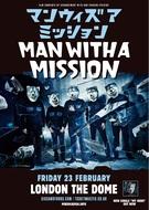 MAN WITH A MISSION 2018年2月23日ロンドン単独公演 (okmusic UP's)