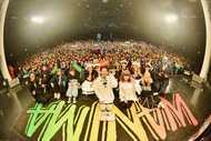 12月23日(土)@Zepp Tokyo photo by RUI HASHIMOTO (SOUND SHOOTER) (okmusic UP's)
