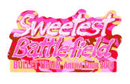 『BULLET TRAIN ARENA TOUR 2018 SPRING「Sweetest Battle Field」』ロゴ (okmusic UP's)