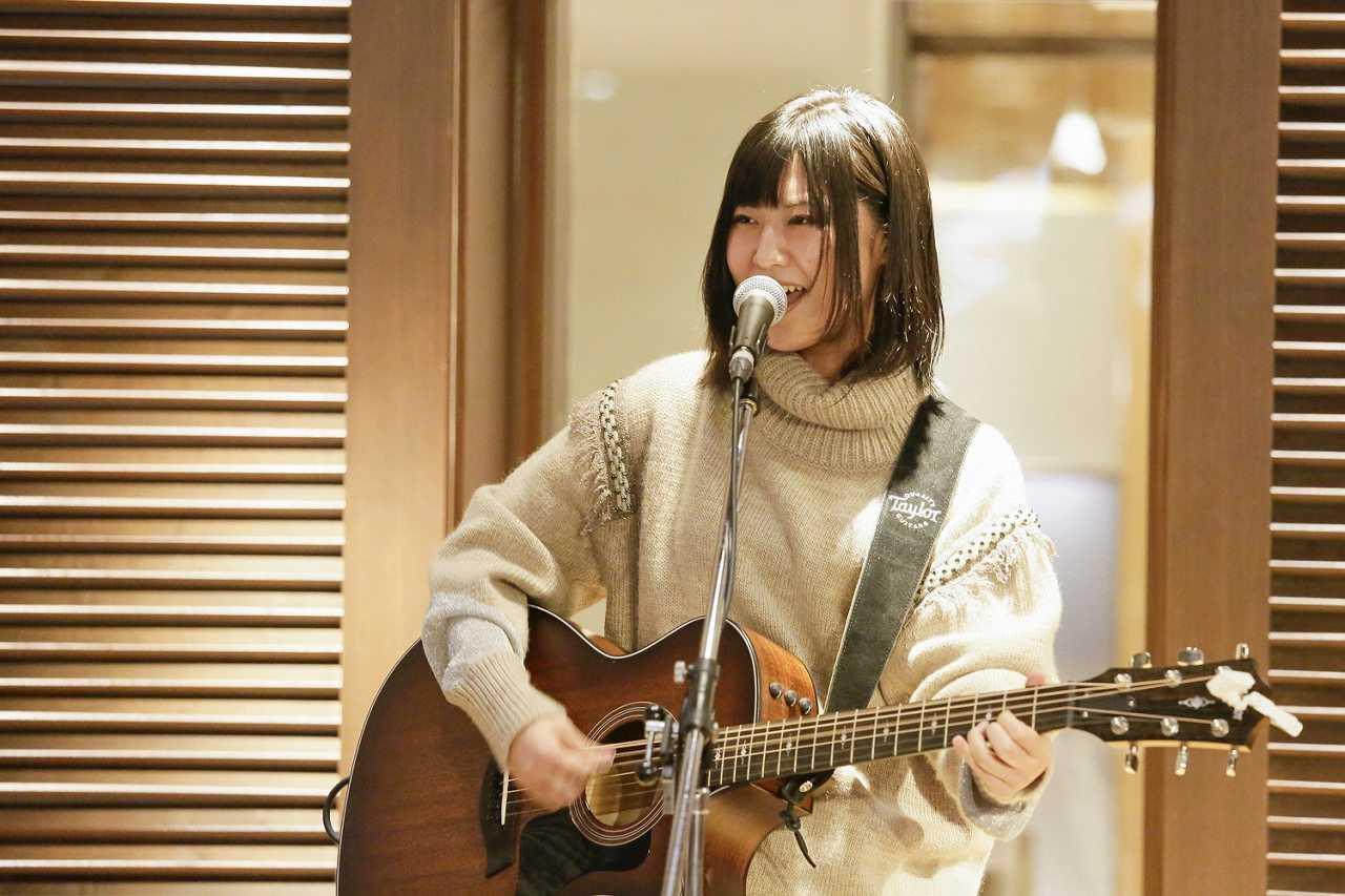 番匠谷紗衣  メジャーデビューシングル「ここにある光」  発売記念イベントを地元大阪にて開催!