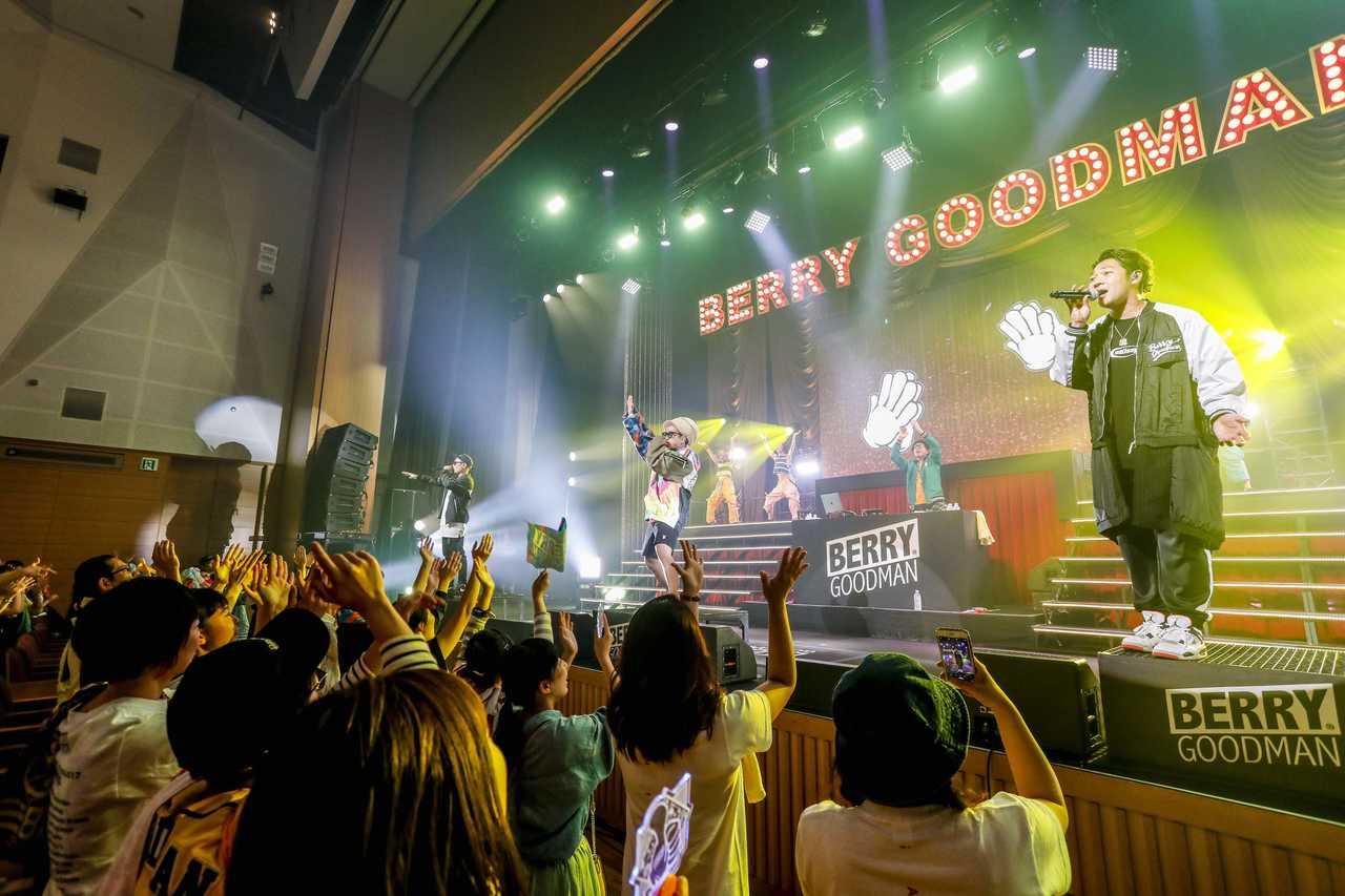 ベリーグッドマン 7月に新作AL、9月に野外ワンマンライブ2DAYS実施を発表!