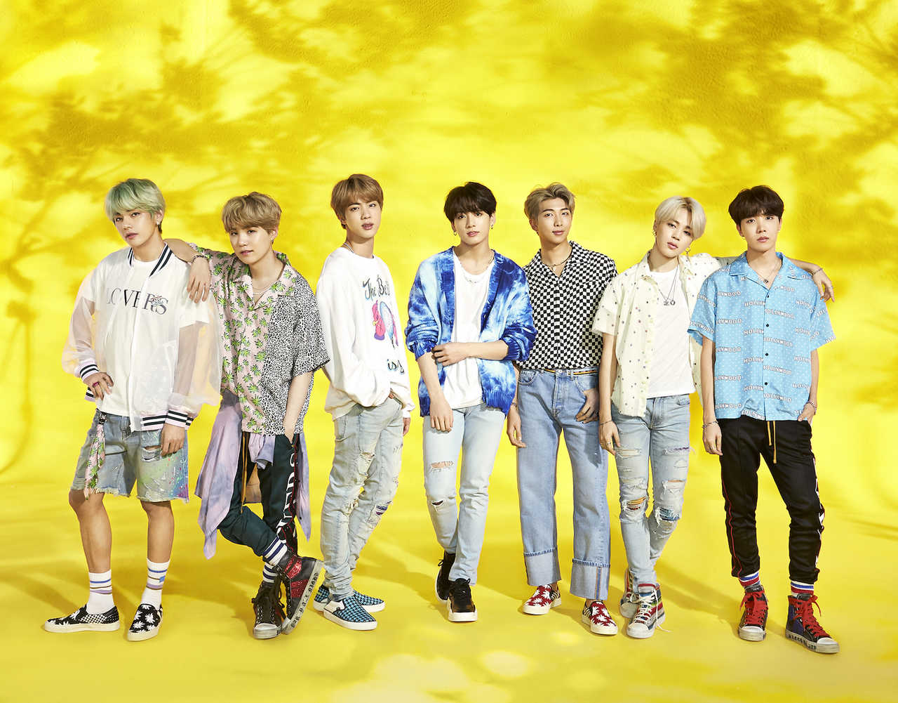 BTS ワールドツアー欧米で65万人動員!次は日本へ。シングル予約数も50万枚突破!